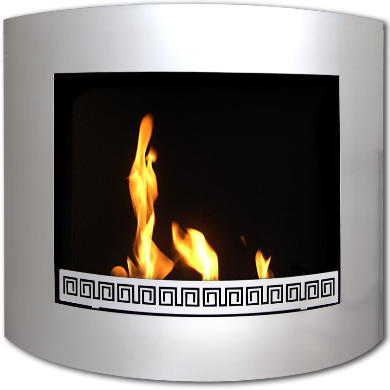 Wall hanging Bio fireplaces without chimney AF-01