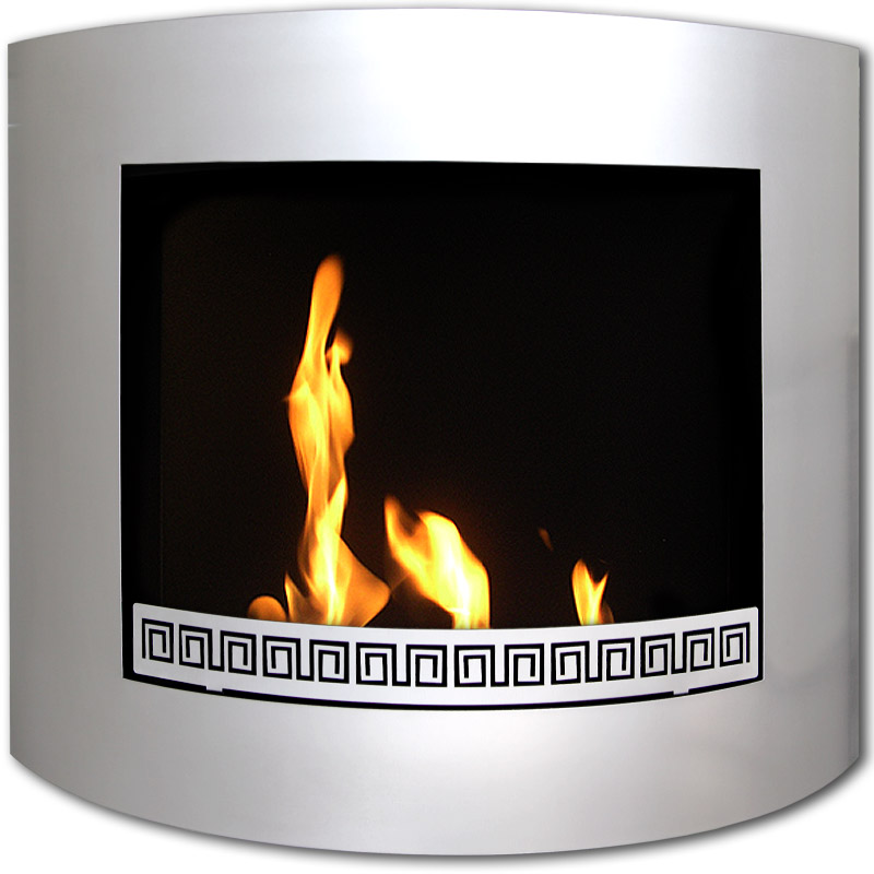 Fireplace without chimney AF-01