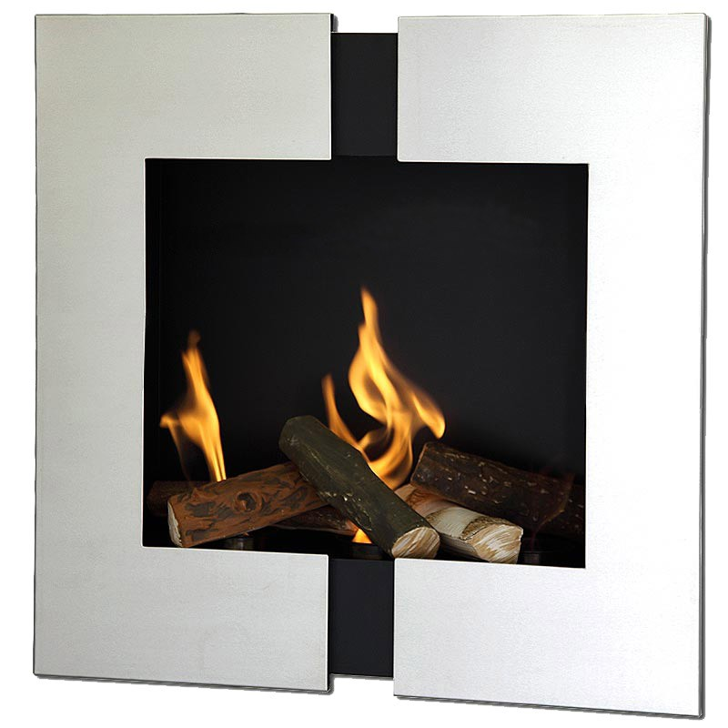 Wall hanging Bio fireplaces without chimney AF-08