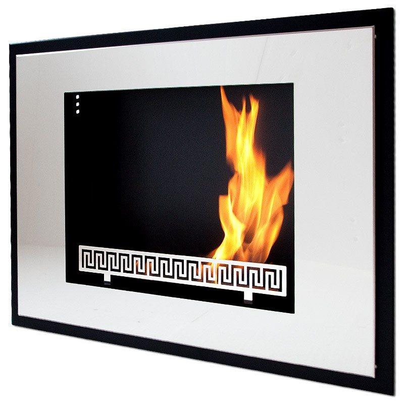 Eco fireplace fireplaces  without chimney ART-01B