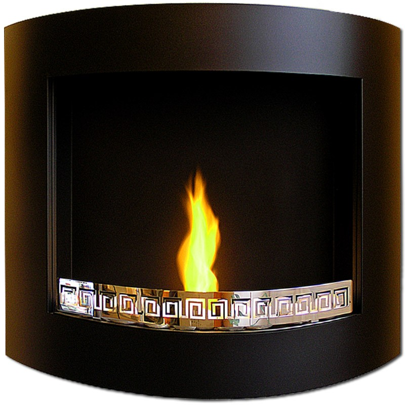 Wall hanging Bio fireplaces without chimney AF-01B