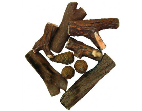Keramik Holz-Fichte