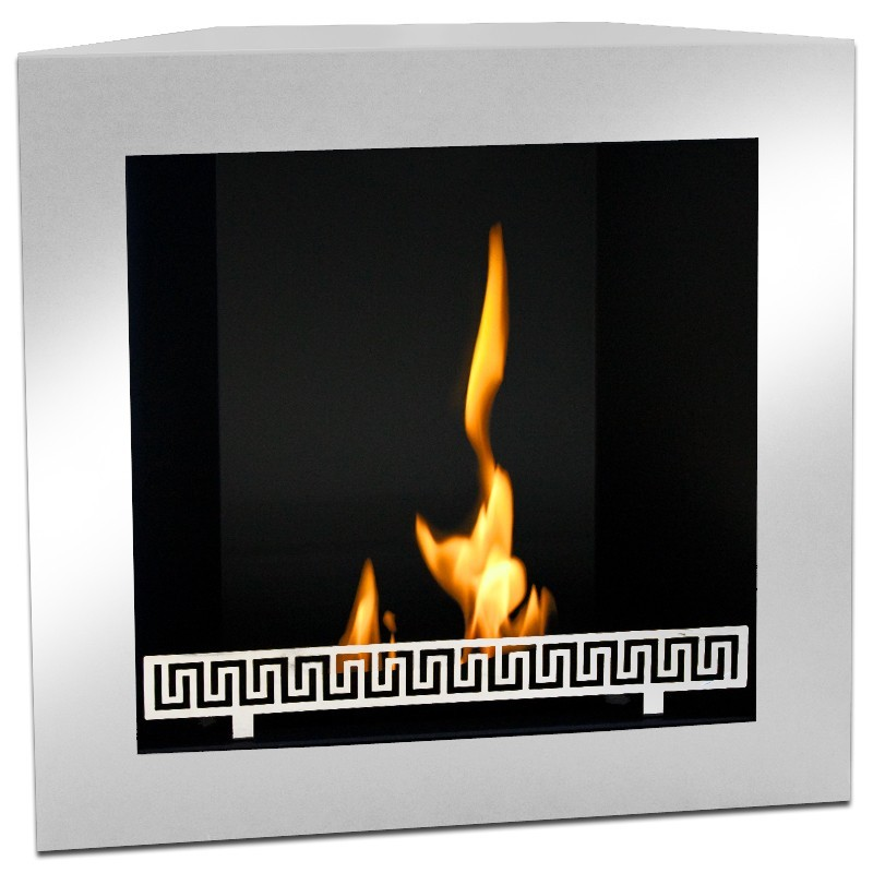 Corner Bio Fireplaces without chimney AF-02