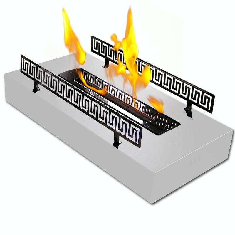 Color Bio-fireplaces without chimney BIO-04