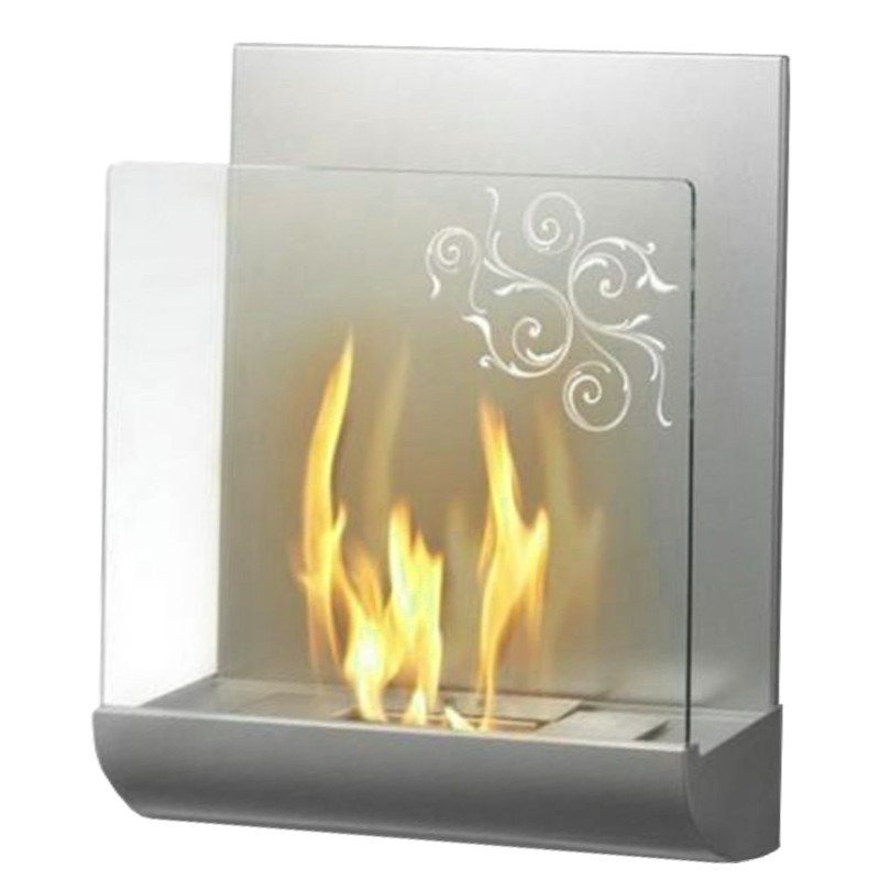 Wall hanging Bio fireplaces without chimney BOHEMA BIO-09S