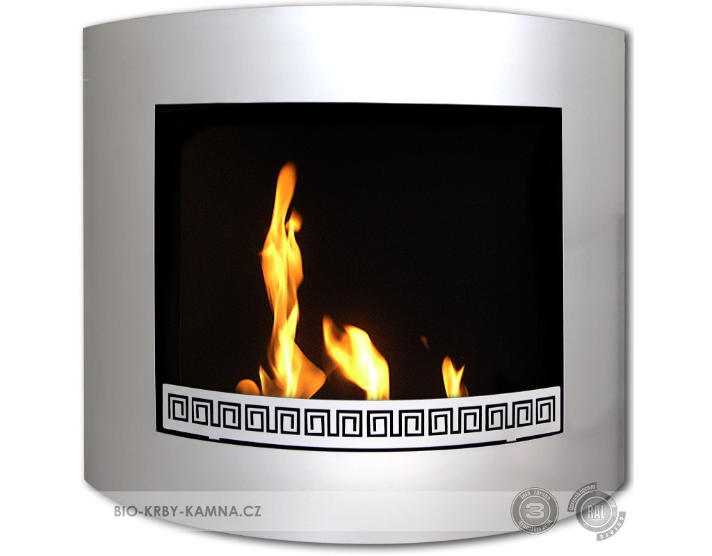 Fireplace without chimney AF-01-1