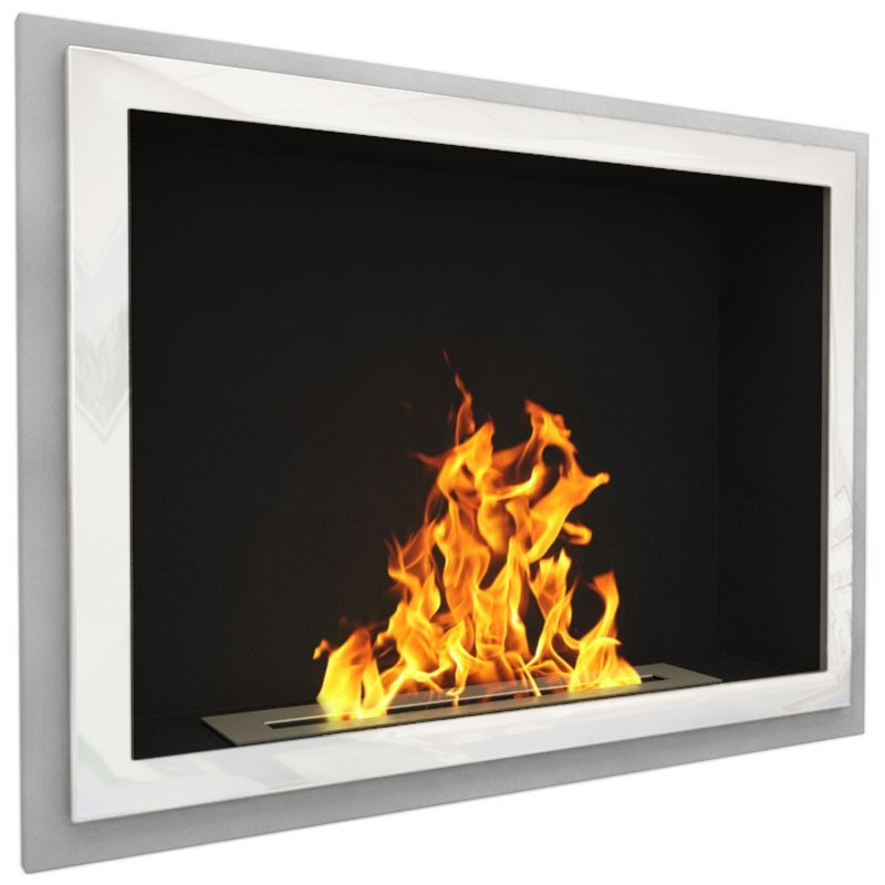 Embeddable Bio Fireplaces without chimney ART-02
