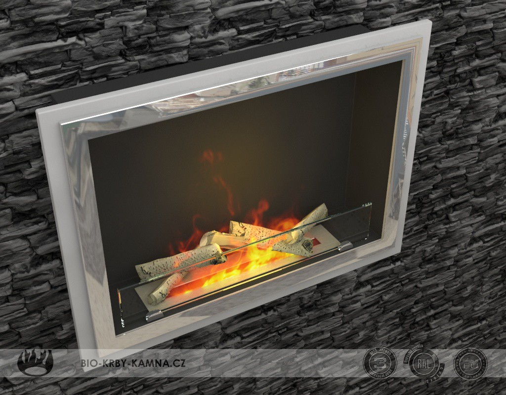 Bio krby bez komínu BOHEMA ART-02