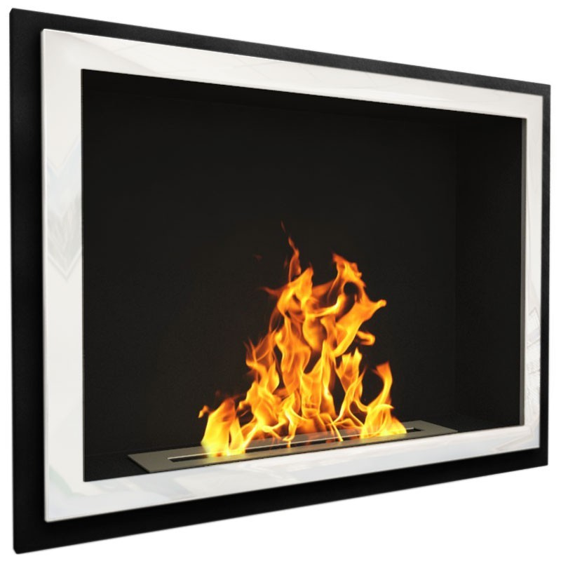 Wall hanging Bio fireplaces without chimney ART-02