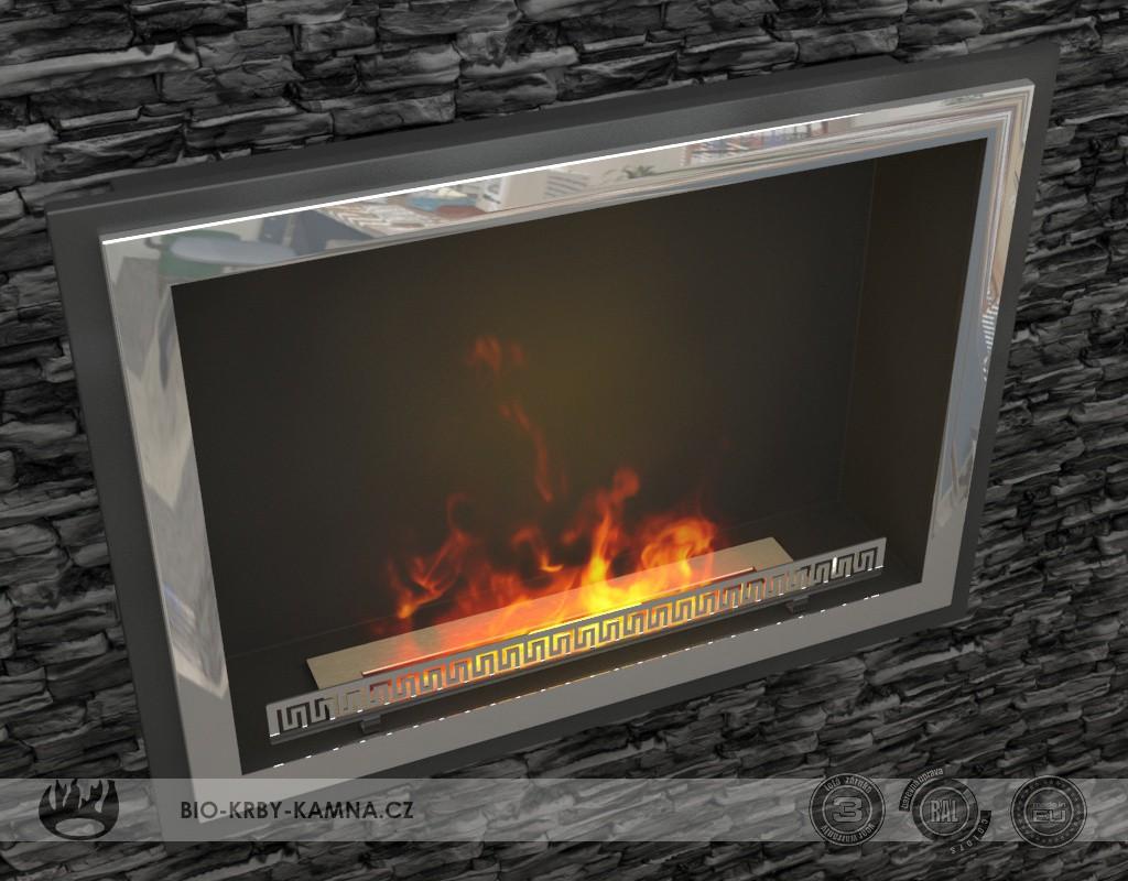 Bio krby bez komínu BOHEMA ART-02B