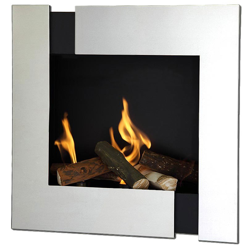 Wall hanging Bio fireplaces without chimney AF-08CC