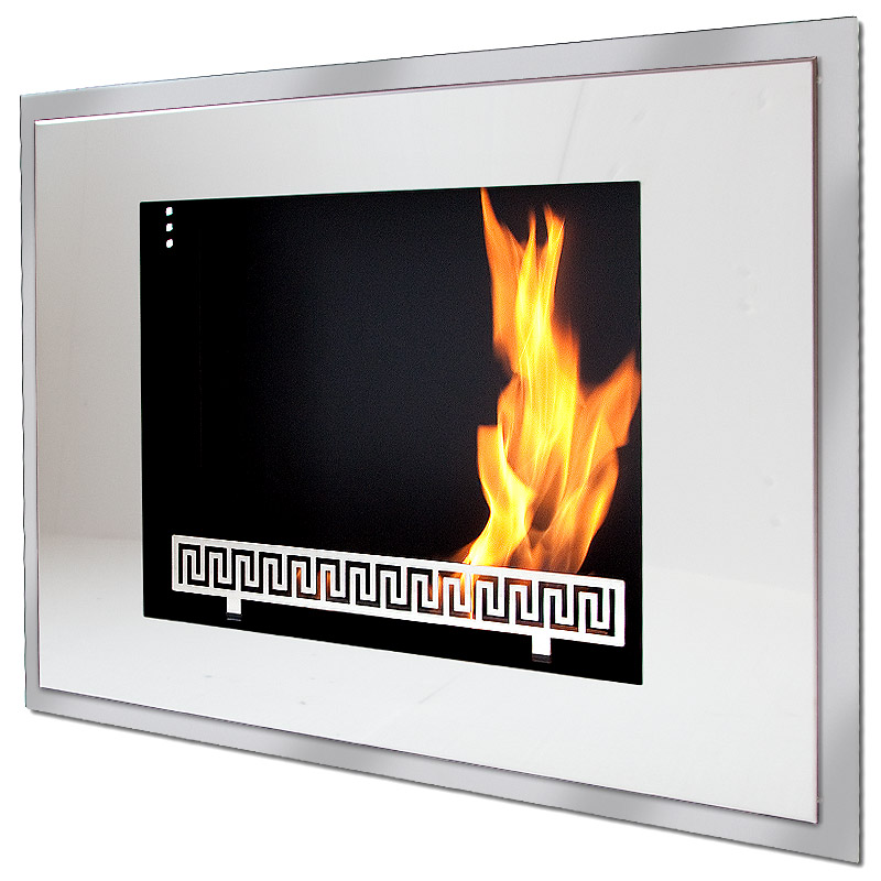 Fireplace without chimney ART-01