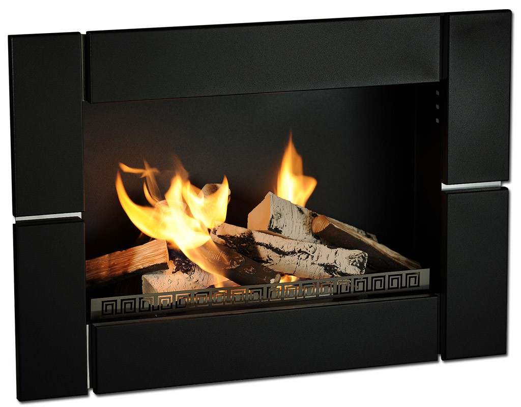Fireplaces without chimney on bio alcohol without chimney AF-21