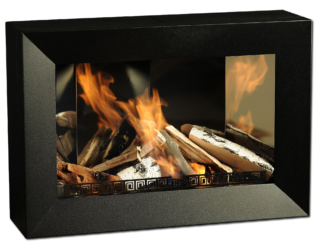 Garden fireplaces gallery without chimney AF-22