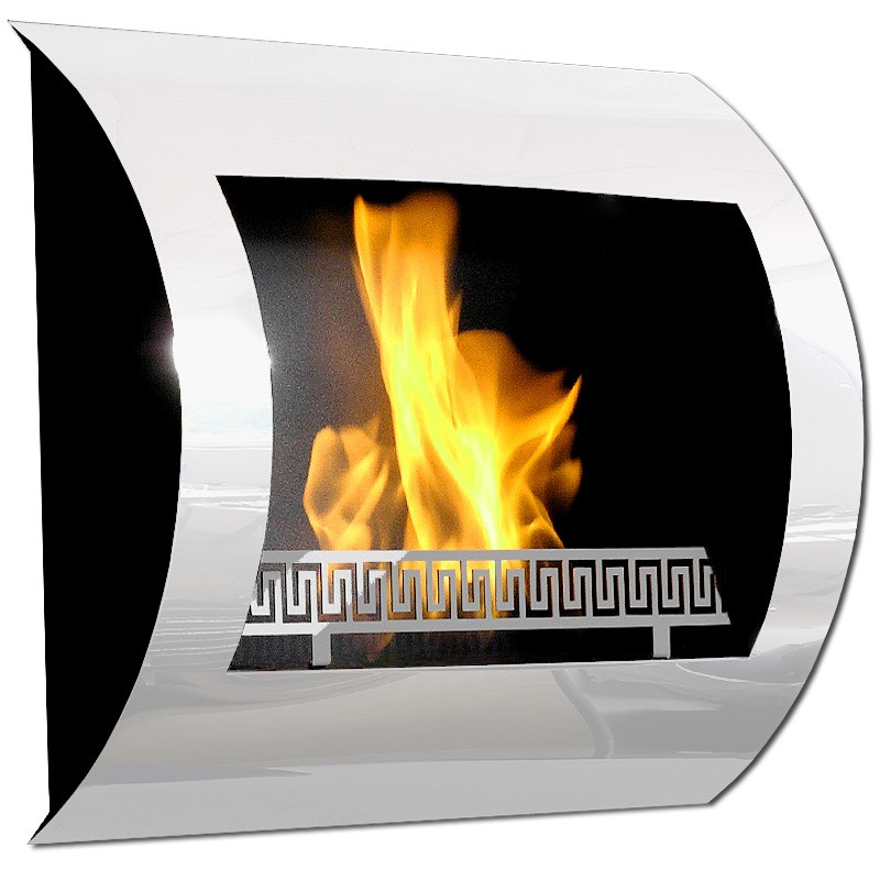 Garden fireplaces gallery without chimney BIO-03