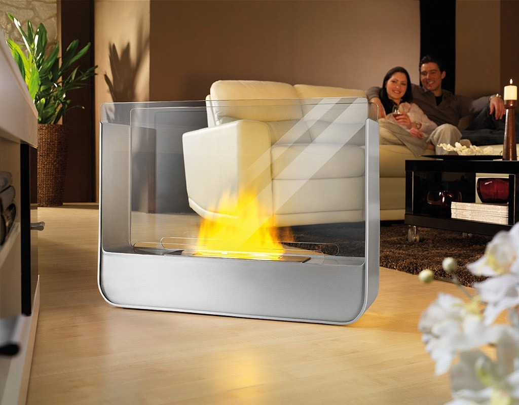 Fireplace without chimney BIO-07S