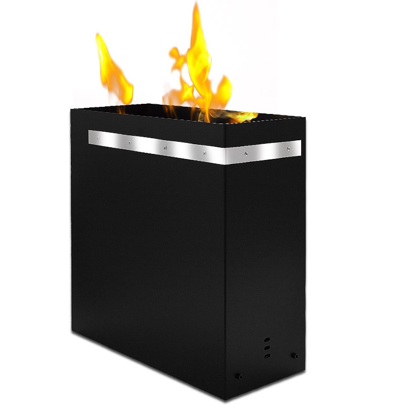 Fireplaces without chimney on bio alcohol without chimney BIO-08B
