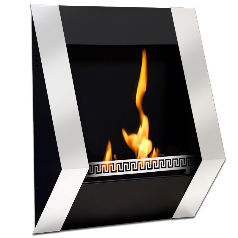 Garden fireplaces gallery without chimney BIO-05