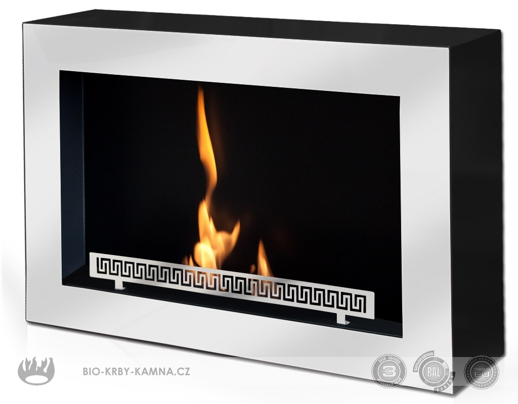 Fireplace without chimney AF-23R