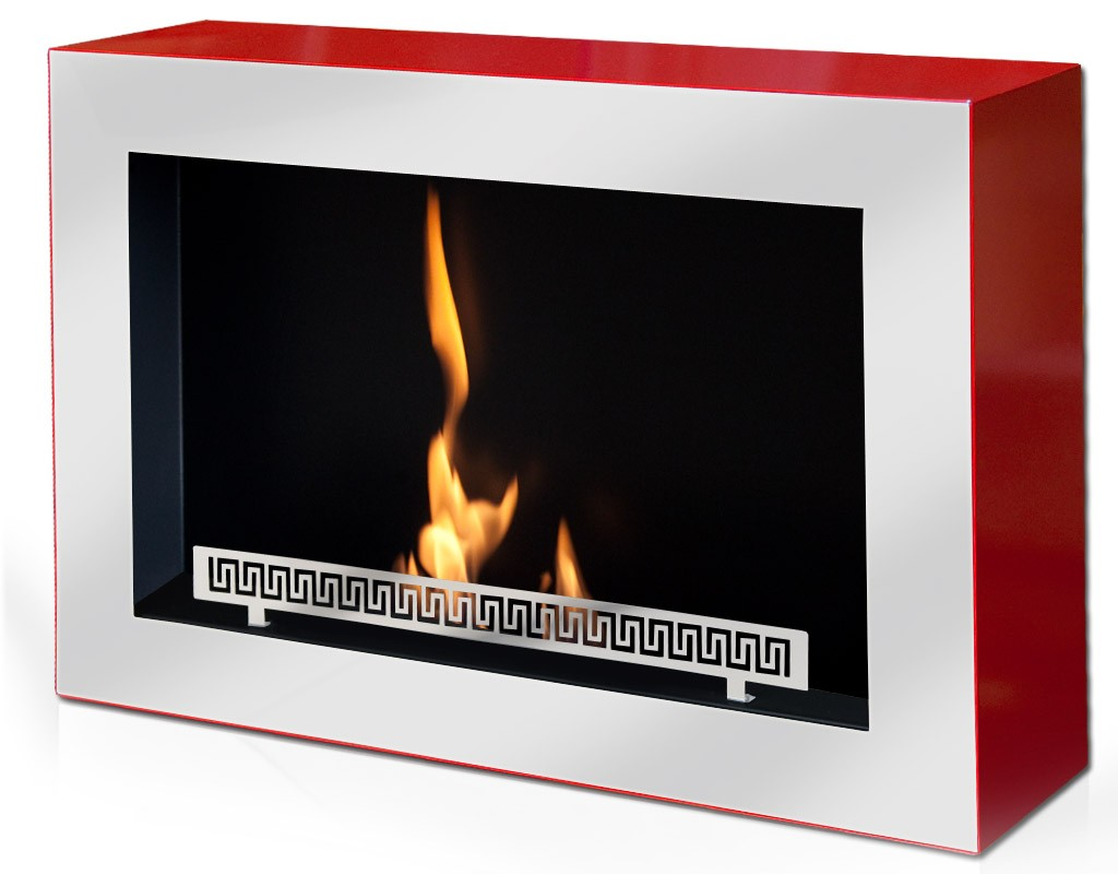 Fireplaces without chimney on bio alcohol without chimney AF-23