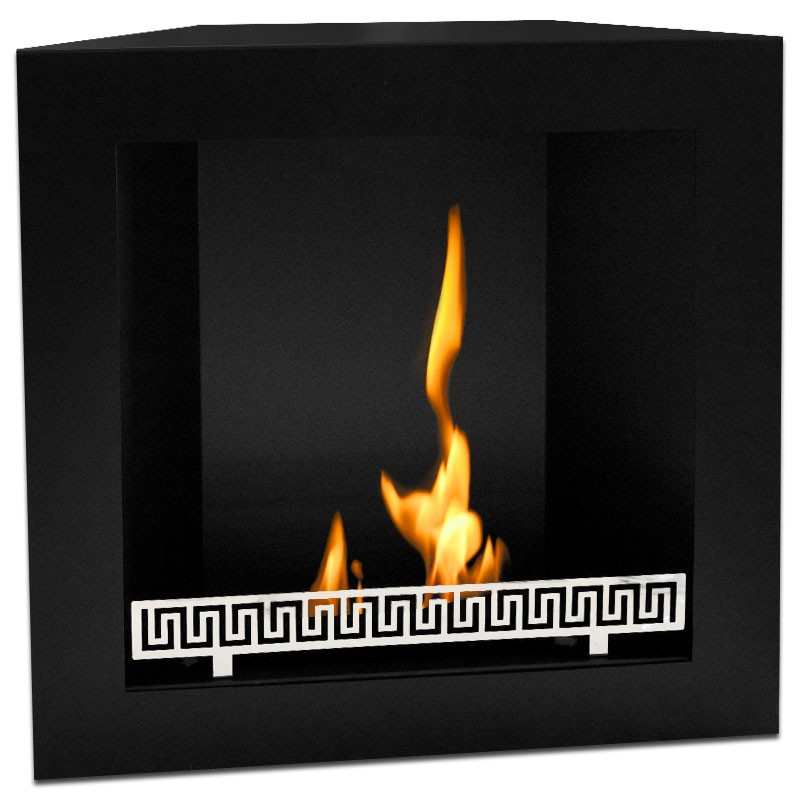 Corner Bio Fireplaces without chimney AF-02B