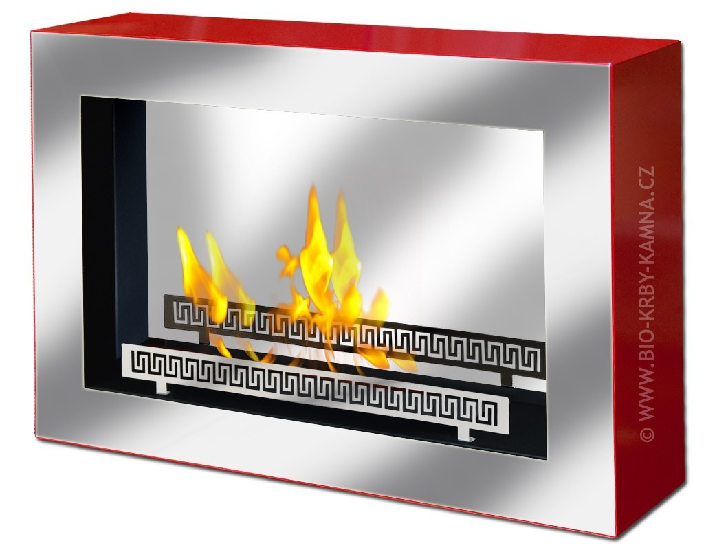 Color Bio-fireplaces without chimney AF-23R