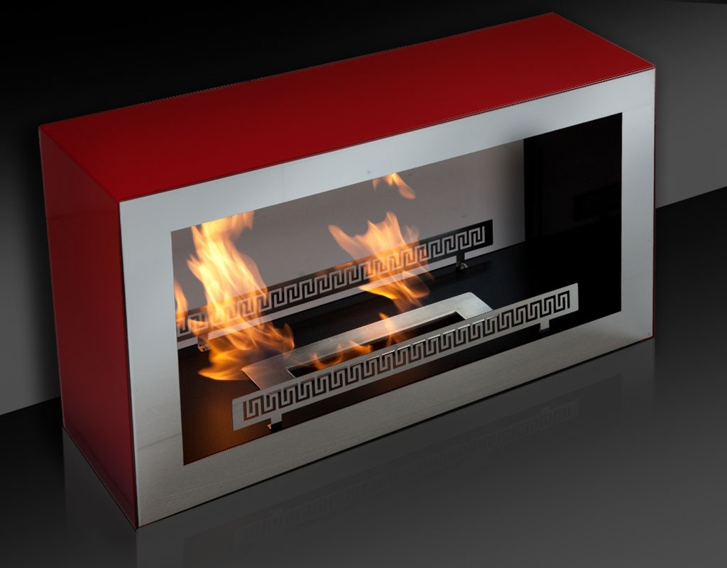 Fireplace without chimney AF-25R