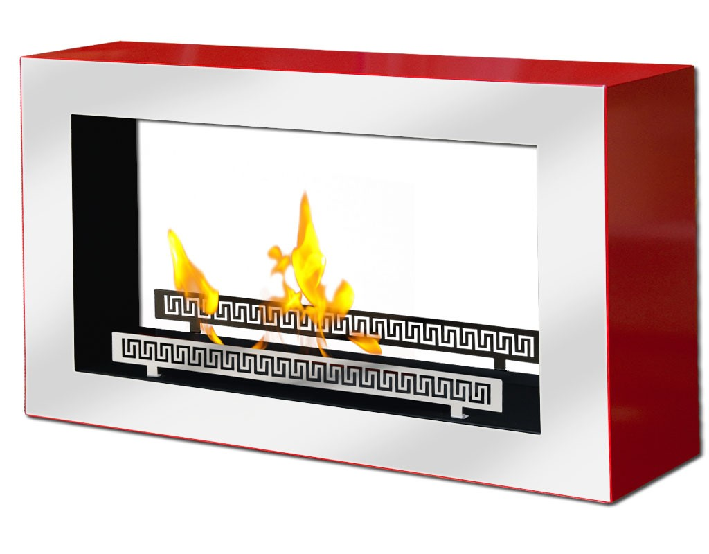Fireplaces without chimney on bio alcohol without chimney KOLOUR AF-25