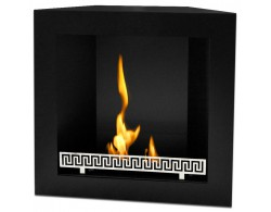 Corner Bio Fireplaces